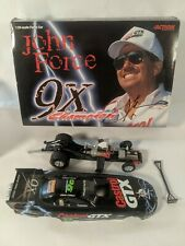 AUTOGRAPHED John Force 2000 Action 1:24-scale Funny Car Castrol GTX/9X Champion