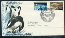 Australian First Day Cover. A.A.T. 1972 cover with Davis cancel