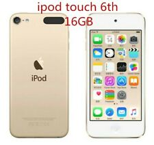 NEW ! Apple iPod touch 6th Generation Gold (16GB) MP3/4 Player -Latest Model