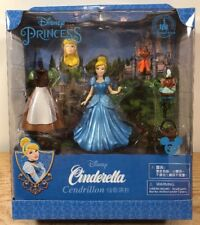 NEW Disney Princess Cinderella Magic Clip Magiclip Dress Polly Pocket Doll Set