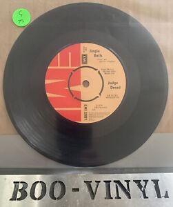 "Judge Dread - The Hokey Cokey / Jingle Bells  (7"" Single 1978) Ex Con"