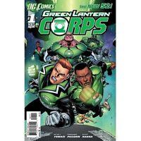 Green Lantern Corps #1 - First Print - Nov 2011 - New 52 [Paperback, DC Comics]