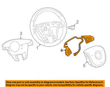 Chevrolet GM OEM Steering Wheel-Audio Stereo Remote Switch Button 92252182