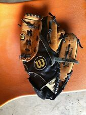 "Wilson Right Handed Throw 12"" Baseball Glove A2448"