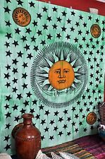 Large Sun Moon Tapestry Hippie Bohemian Wall Hanging Decorative Tapestries