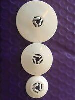 SPOOL CAP SET Small Medium Large/ Fits Most Baby Lock & Brother Machine Models