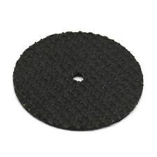 10Pcs Black Electric Rotary Tool Kit Cut Wheel Metal Cutting Disc WHT