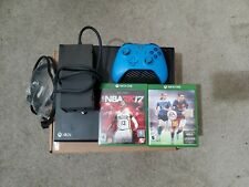 Xbox one 500gb console used