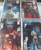 Star Wars Thrawn 3 4 5 6 MARVEL 2018 | 1st print: 🗝Origin of THRAWN Mandalorian