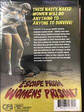 Escape from Womens Prison (DVD, 2012)