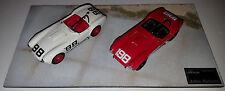 Marsh Models Built 1/43 Dual Cobra 260 Dave Mac Ken Miles Riverside 1963 #/25