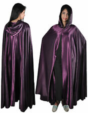 Medieval Cape IN Various Colours Shawl Coat Larp Orient