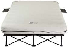 Airbed Cot With Versatile Design to Sleep Indoors or Outdoors by Coleman - Queen