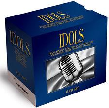 Idols (male) 6CD Box Set