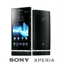 Sony XPERIA P in Black Handy Dummy Attrappe - Requisit, Deko, Werbung, Muster