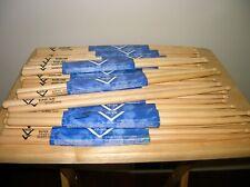 Vintage Vater Super Jazz Wood Tip 15 pair lot