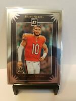 Mitchell Trubisky 2019 PANINI OPTIC FOOTBALL #25 ELITE SERIES CHICAGO BEARS