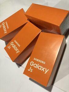 Boxed 4G 16GB Dual SIM Samsung Galaxy J5 J500F Unlocked Android 5.0 Smartphone