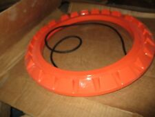 New Opw 700 Series Raintight Orange Manhole Replacement ring with gasket