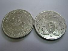 Coin Poland Danzig Free City 5 Gulden 1935, Poland