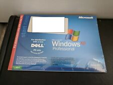 Microsoft Windows XP Professional WIN XP 2002 Full OS CD