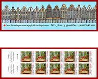 France 1994  carnet Croix Rouge ** MNH, ART, tapisserie d'Arras. non-plié