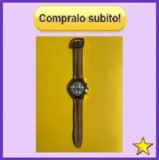 ★ Orologio Swiss Swatch Chrono Irony Chemical Blue modello YCS471 Nuovo Vintage