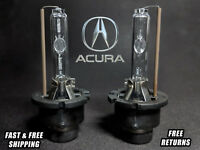 OE Stock Fit Xenon HID Headlight Bulbs For Acura TL 2009-2014 Low Beam Qty of 2