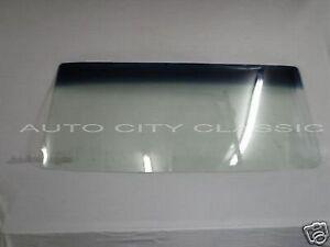 1968 1969 Chevy II Nova Windshield Glass 2 Door Hardtop No Antenna Tint Shade