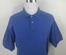 POLO RALPH LAUREN S/S  Shirt Blue Men's XL