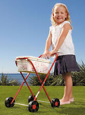 Orbit Metal Clothes Trolley and Basket