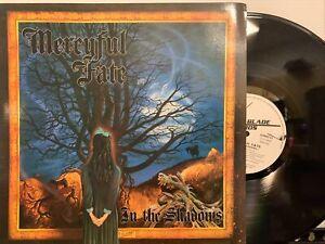 Mercyful Fate - In The Shadows LP 1993 Metal Blade ZORRO 61 NM Original Rare UK