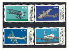 Portugal 1982 LUBRAPEX Aircraft Planes Set of 4 MUH Stamps Scott 1549/52 (4-17)