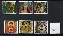 GB - 2005 - COMMEMS - (98) Christmas - full set - FINE USED - see scan