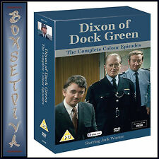 DIXON OF DOCK GREEN - COLLECTION 1 - 3  **BRAND NEW DVD BOXSET**