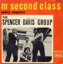 "SPENCER DAVIS GROUP ""Mr SECOND CLASS"" ORIG FR 1967 FREAKBEAT"