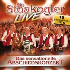 The Stoakogler - The Sensational Farewell Concert-Live CD