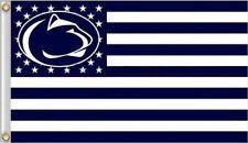 Penn State Nittany Lions Stars & Stripes Banner Flag 3'x5'