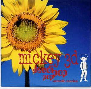 MICKEY 3D - rare CD single - France - Promo
