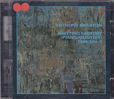 ANTHONY BRAXTON - knitting factory CD