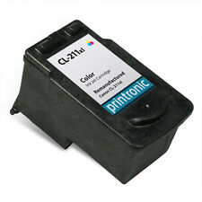 Recycled Canon CL-211XL (2975B001) for Canon PIXMA MP250 MX410 iP2702 MX340