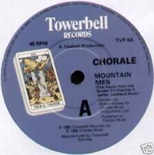 """CHORALE ~ MOUNTAIN MEN (THEME FROM """"LAKELAND ROCK"""") ~ 1985 UK 7"""" SINGLE"""