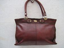AUTHENTIQUE sac à main  cuir   BEG vintage bag