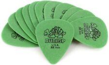 Dunlop Standard Tortex Guitar Picks Green .88 mm 12-Pack Acoustic Or Electric