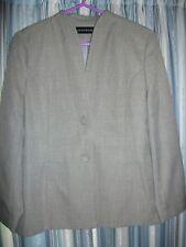 Lovely Oatmeal Blazer Jacket Size 18 WARDROBE BNWT