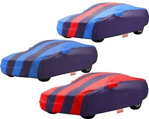 car cover water resistant Blue & sky Blue for BMW X3 /7S/3S/5S/X1/X3/X4/X6/X7