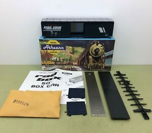 ATHEARN 50' RAILBOX BOX CAR MONTANA RAIL LINK 20020 - NOS MIB 101