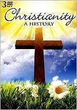 CHRISTIANITY: A HISTORY - DVD - Sealed Region 1