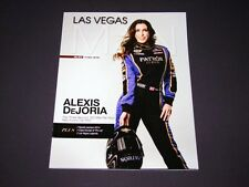 Las Vegas MAN Magazine Alexis Dejoria Funny Car Drag Racing 2014 Issue