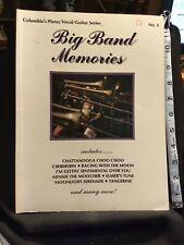 Big Band Memories (Columbia's Piano / Vocal / Guitar Series, No. 4)Includes....